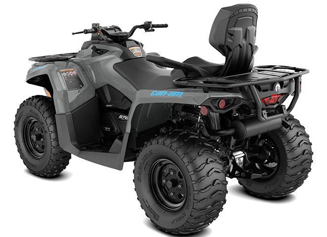 MY21-Can-Am-Outlander-MAX-DPS-570-Granite-Gray-Octane-Blue-34back